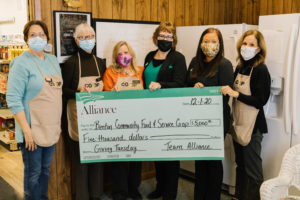 $5,000 Awarded to Benton Community Food & Service Co-op on Giving Tuesday
